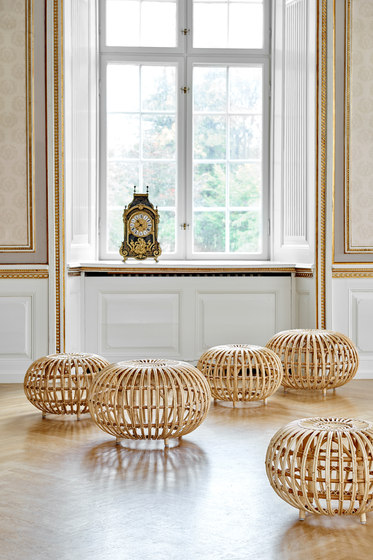 Ottoman   Tabel by Sika Design
