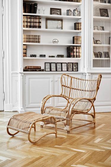 Teddy | Chair & foot stool von Sika Design