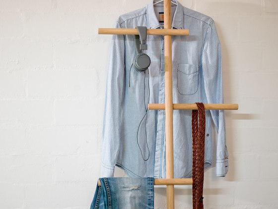 WENDRA wardrobe ash di Kommod
