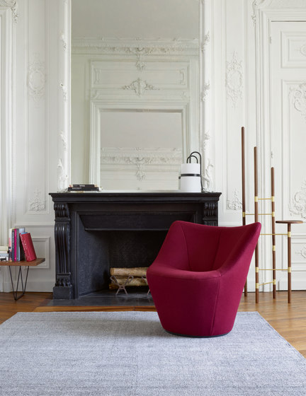 Anda | Armchair Low Back by Ligne Roset