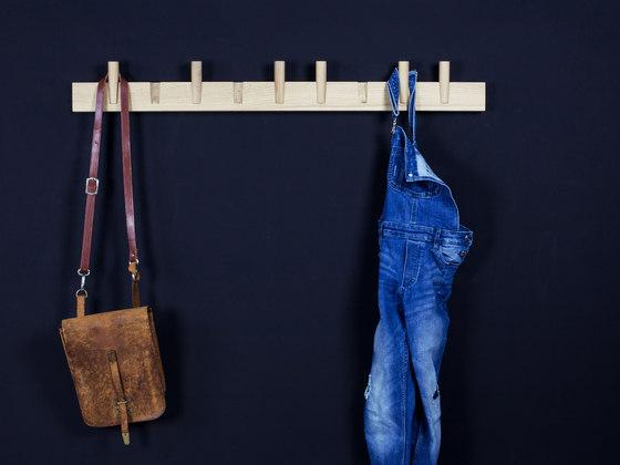 STEQS wardrobe eiche S di Kommod