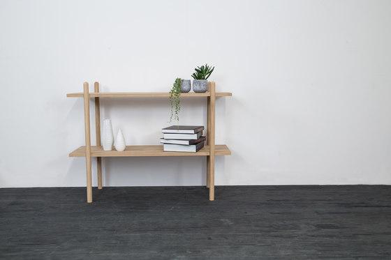 STAPLA shelf by Kommod