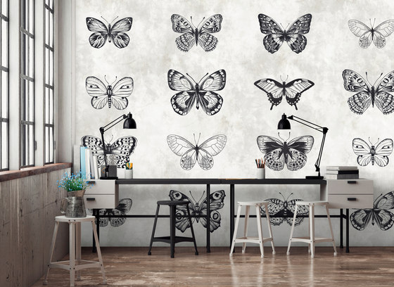 Walls By Patel | Wallpaper Sketchpad 3 by Architects Paper