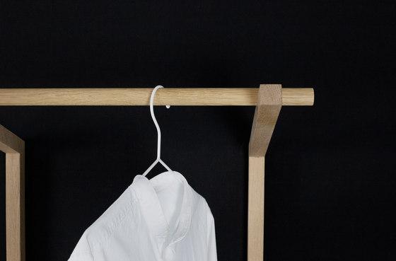 SERVUS wardrobe eiche di Kommod