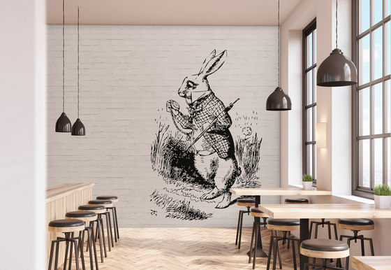 Walls By Patel | Wallpaper Bunny 1 by Architects Paper