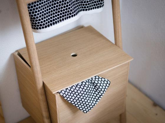 LOKKS ladder-shelf by Kommod