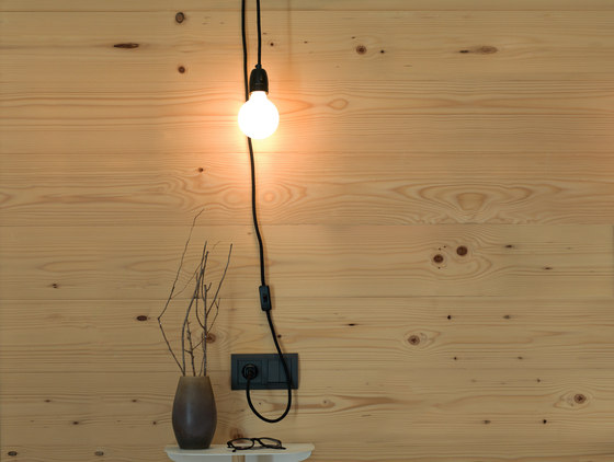 LAMPI cable light pendant by Kommod