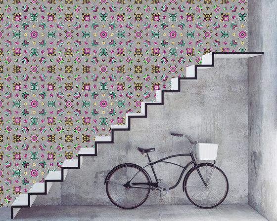 Walls By Patel| Tapete | Digitaldruck Emerald 2 von Architects Paper