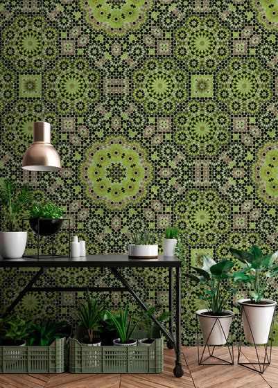 Walls By Patel | Wallpaper Maroc 1 by Architects Paper