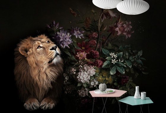 Walls By Patel | Wallpaper Wildlife 2 by Architects Paper