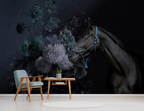 Walls By Patel| Horses 2 di Architects Paper