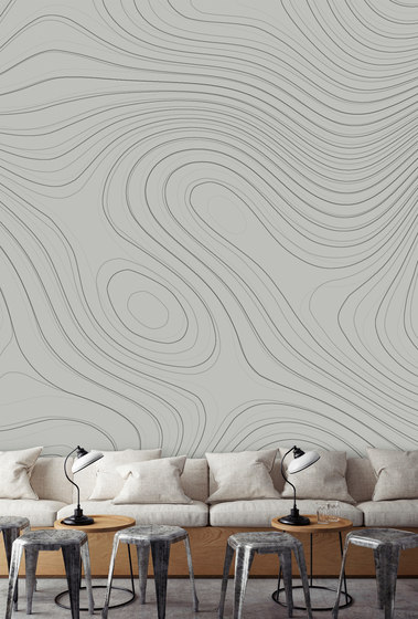 Walls By Patel | Wallpaper Zen Garden 3 de Architects Paper
