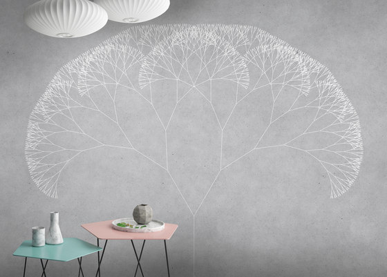 Walls By Patel | Wallpaper Trees 2 by Architects Paper