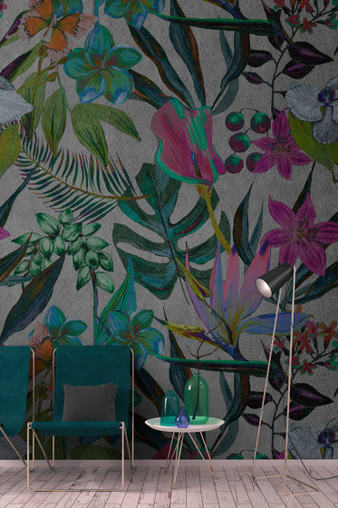 Walls By Patel | Wallpaper Exotic Night 1 de Architects Paper