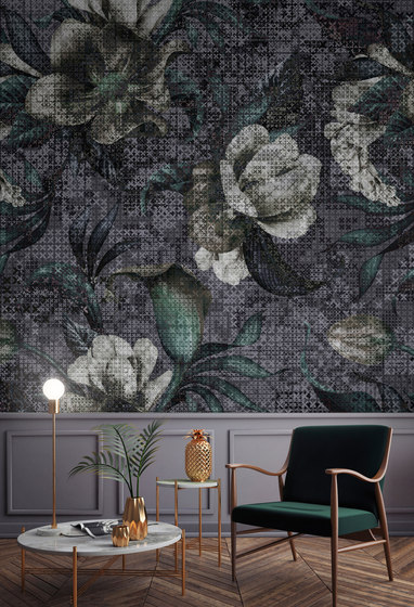 Walls By Patel | Wallpaper Mystique 3 di Architects Paper