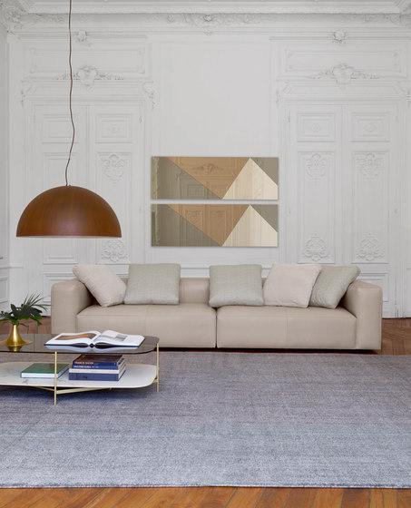 Nils | Large Settee Complete Item by Ligne Roset