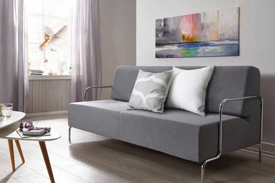 Mantis | 3-seater de SMV Sitz- & Objektmöbel