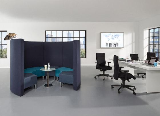 Wave Family von SMV Sitz- & Objektmöbel