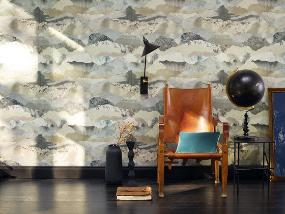 Atlas Wall 892 by Zimmer + Rohde