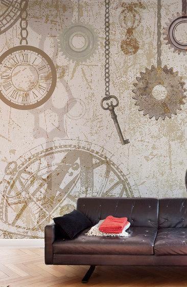 Clock and Keys de WallPepper