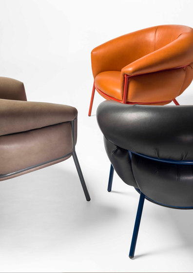 Grasso armchair by BD Barcelona
