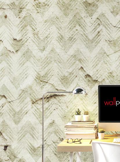 Geometric palm de WallPepper