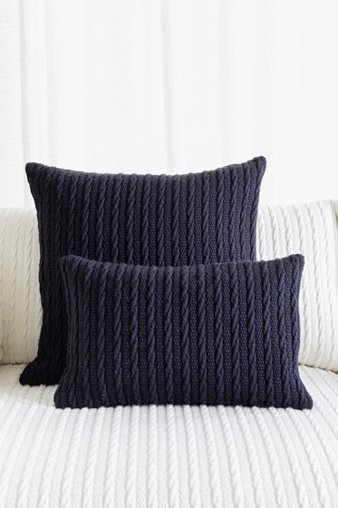 Dolce lana | Tresse de laine WO 104 41 by Elitis