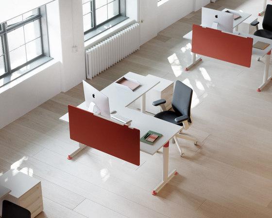 NOS Operative Desking System di Guialmi