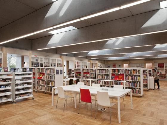 Marciana Library Shelving de Guialmi
