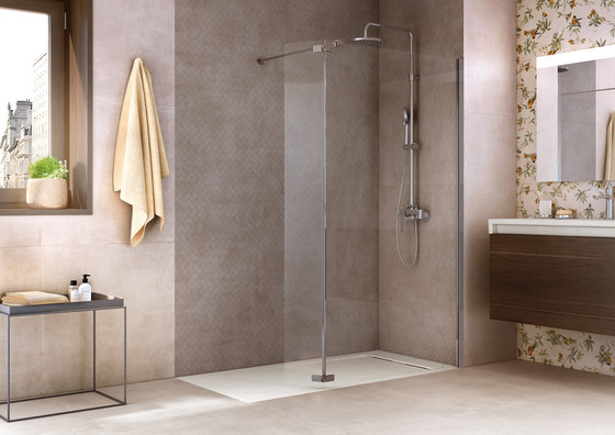 Aquos | Shower tray by ROCA