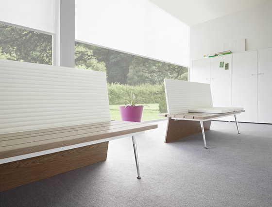 Panca Bench by Guialmi
