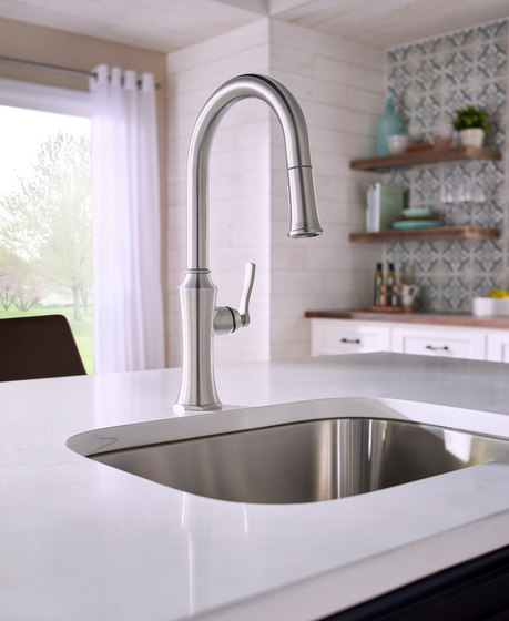 Draper® | Pull-Down Kitchen Faucet by Danze