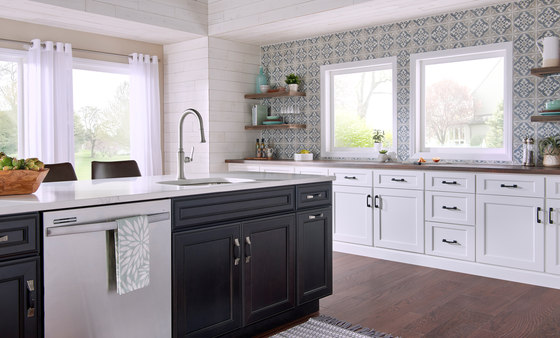 Draper® | Pull-Down Kitchen Faucet by Danze