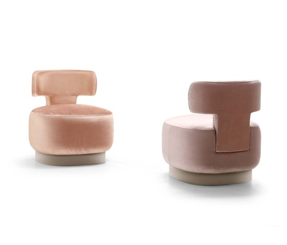 Adele | Lounge Chair de My home collection