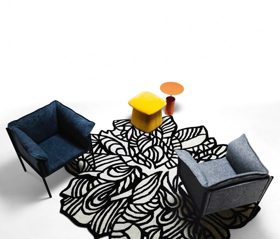 Carmen | Armchair by My home collection