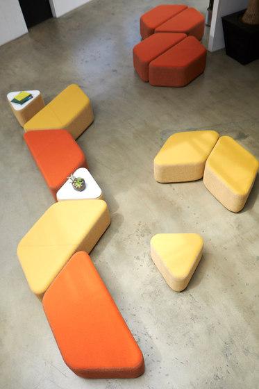 Nano Boomerang de SitOnIt Seating