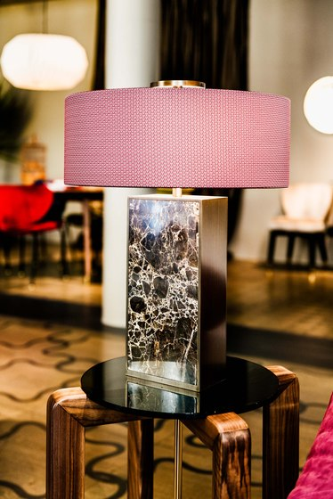 Diva Lamp by black tie