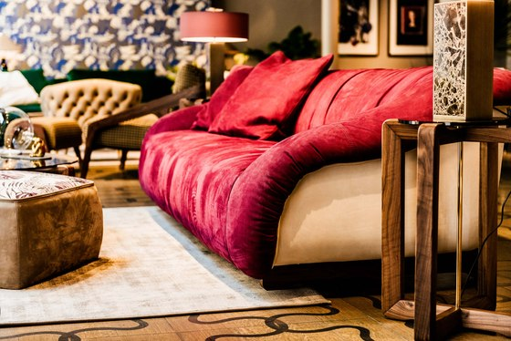 Dylan Sofa by black tie