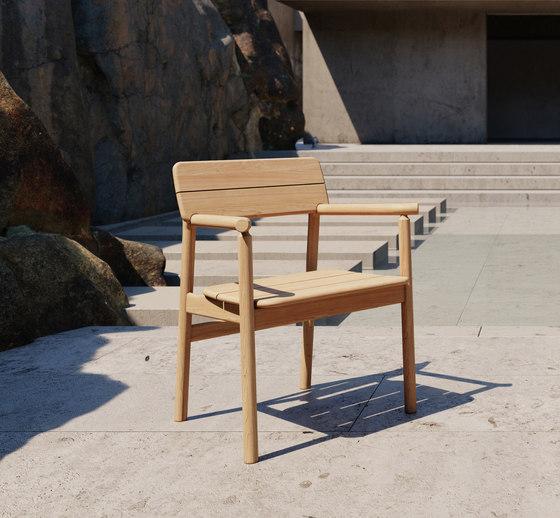 Tanso | Round Table von Case Furniture