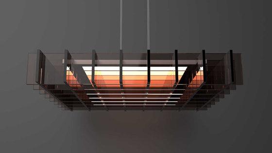 Grid 1x1 Pendant by Pablo