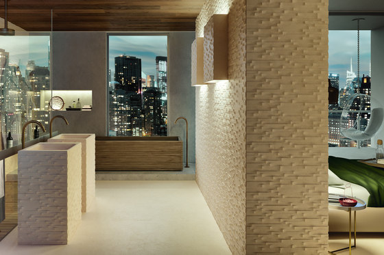 Complementi Luce   Strato quadre luce by Lithos Design