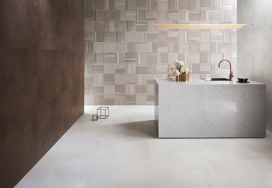 Milano&Floor Grigio Matt di Fap Ceramiche