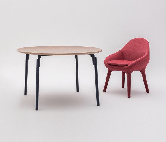 Anvil Table by Comforty