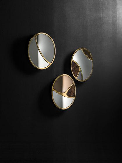 Delta Mirror by black tie