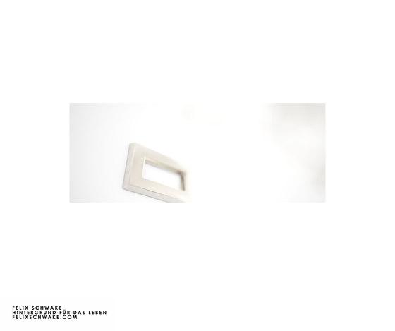 CAMA VI edición especial - Lacado piano blanco de Rechteck