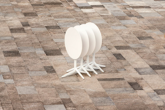 Pile table by ENEA