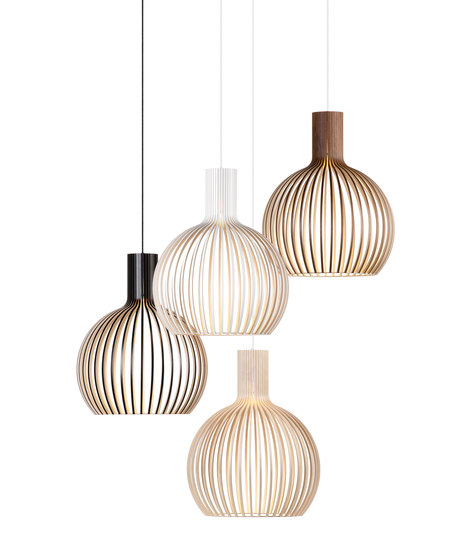 Octo Small 4241 pendant lamp by Secto Design