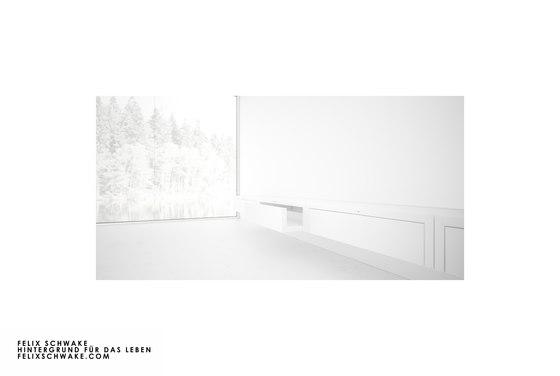 CABINET I-I édition spéciale - Piano laqué blanc de Rechteck