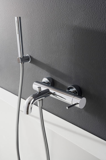 Pur sliding bar for hand held shower by CONTI+