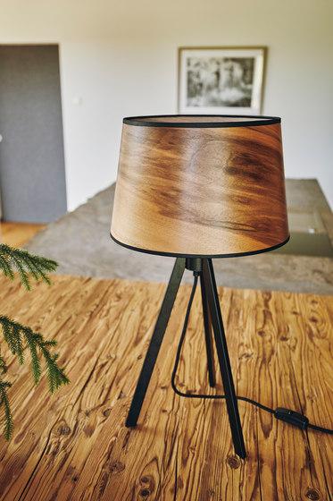 Attica | Satin Nussbaum von LeuchtNatur